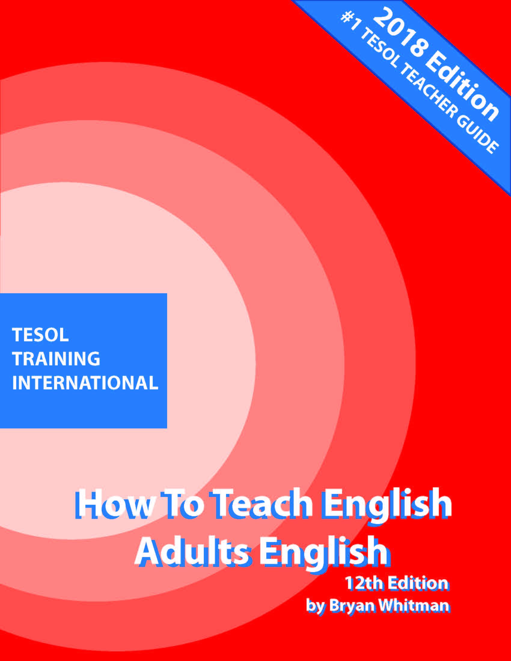 Teaching English to Adults