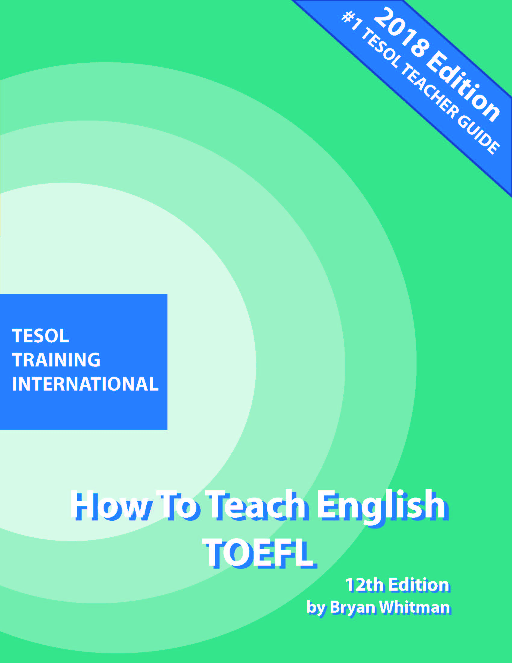 Teaching TOEFL (Test of English as a Foreign Language)