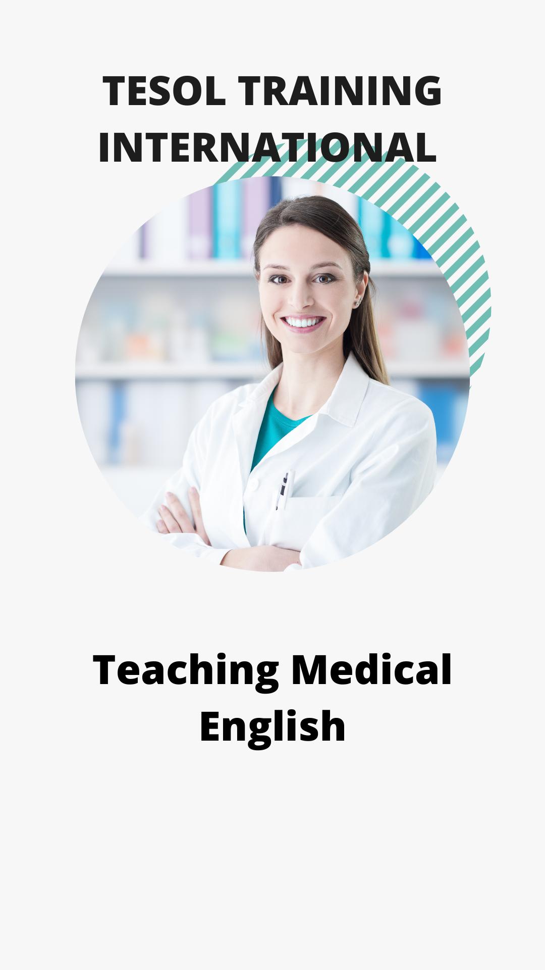 Teaching Medical English
