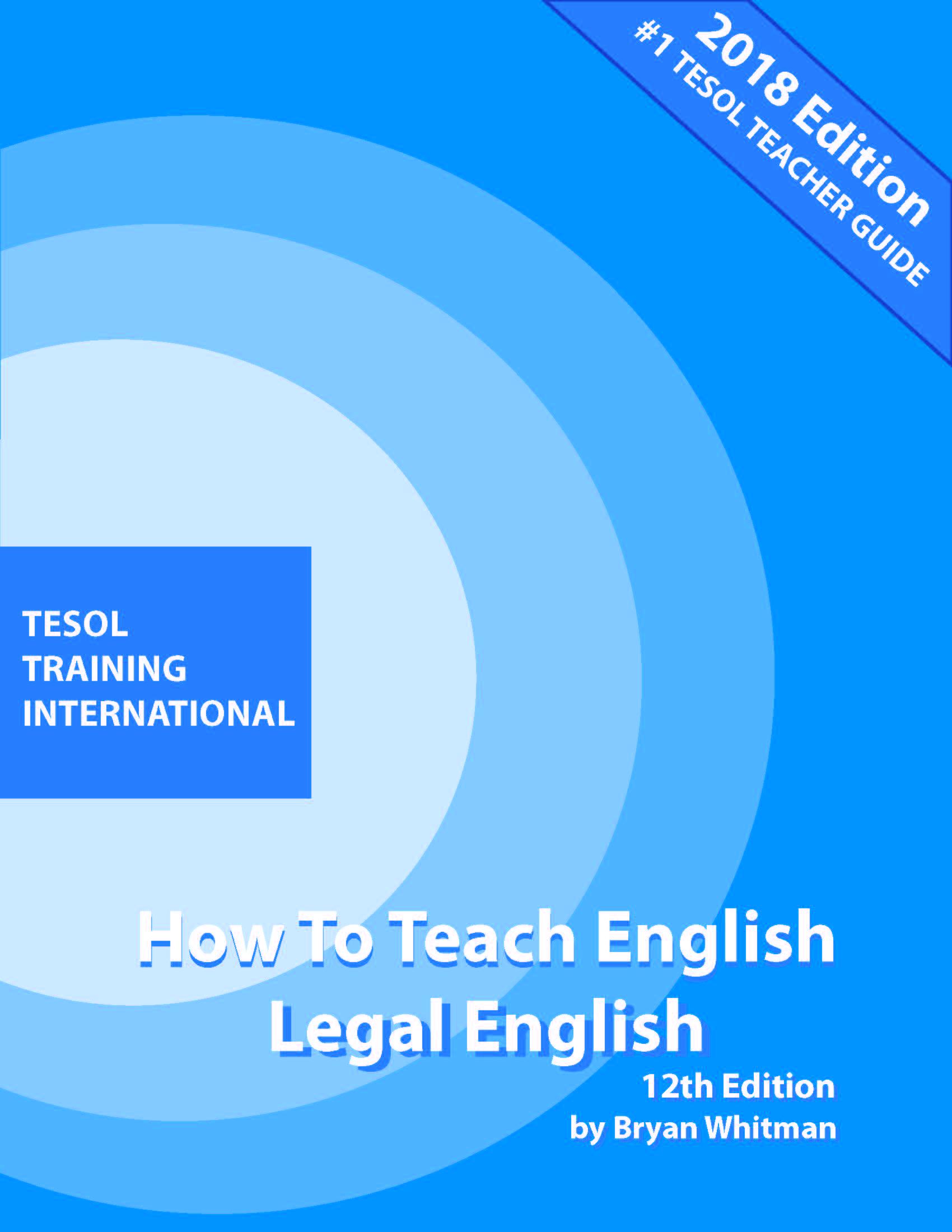 Teaching Legal English