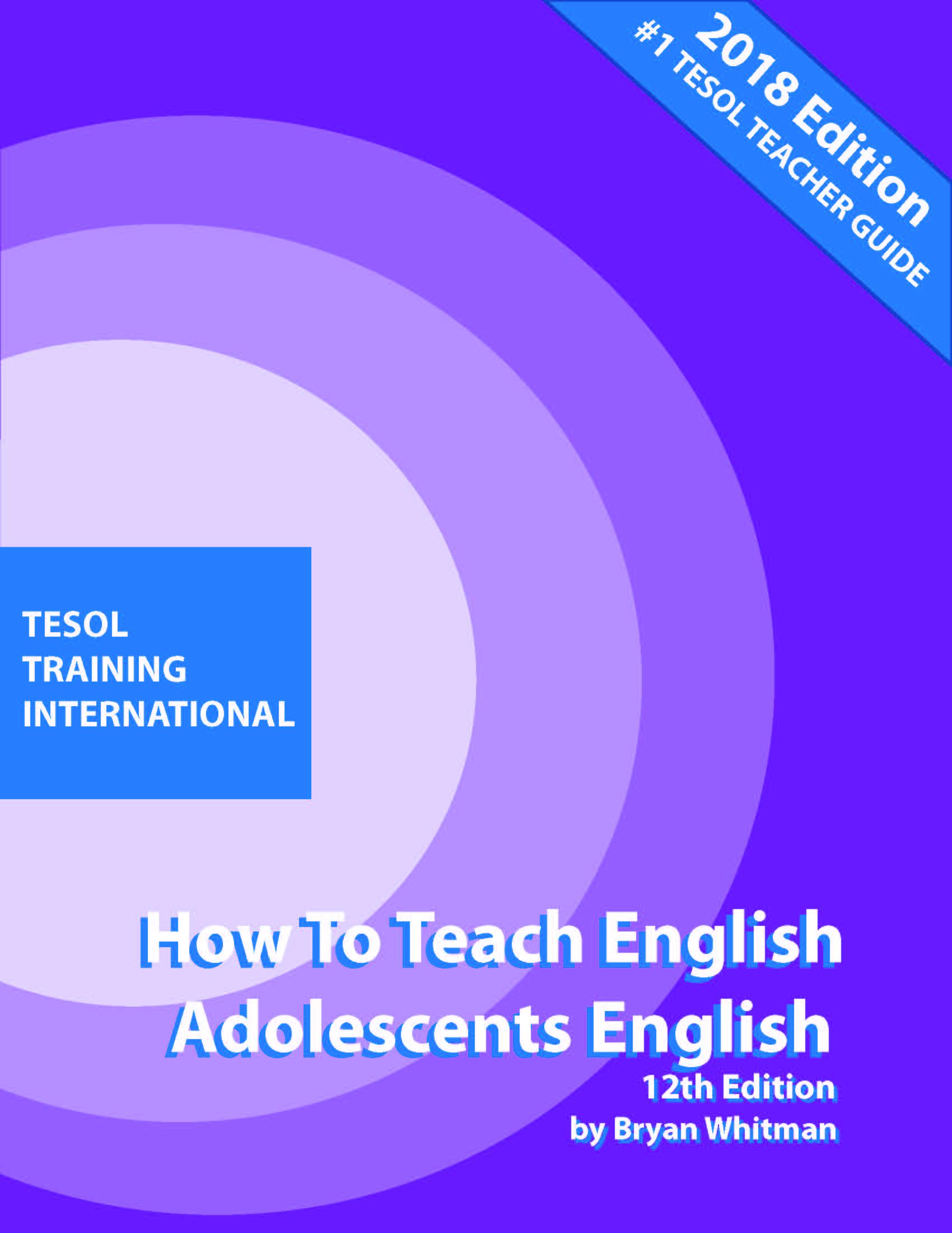 Teach English to Adolescents Course